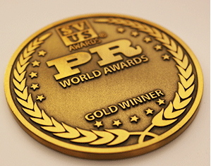2018 Winners   PR World Awards Gold Winner