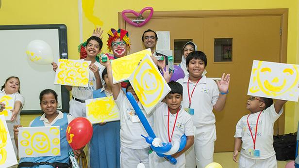 Children-enjoying-with-GM-Marketing-Himalaya-Herbals-Abhish-Chandok-3