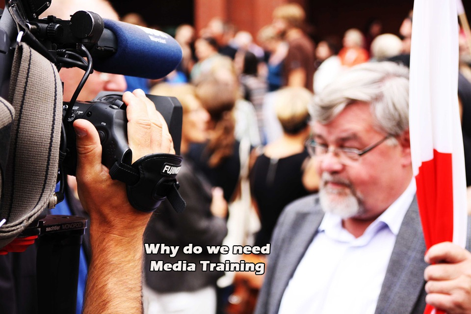 Media Training - Matrix Public Relations
