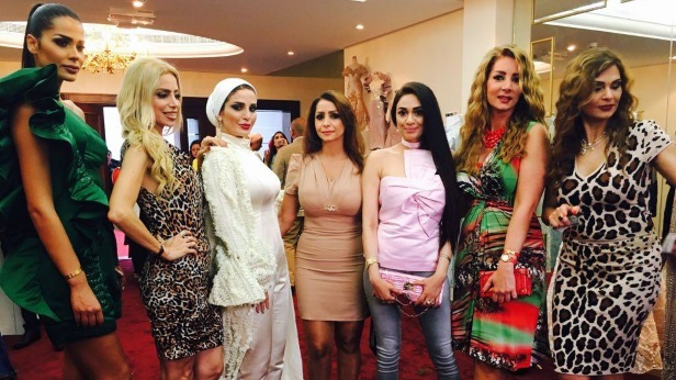 Marwa Rabah Couture