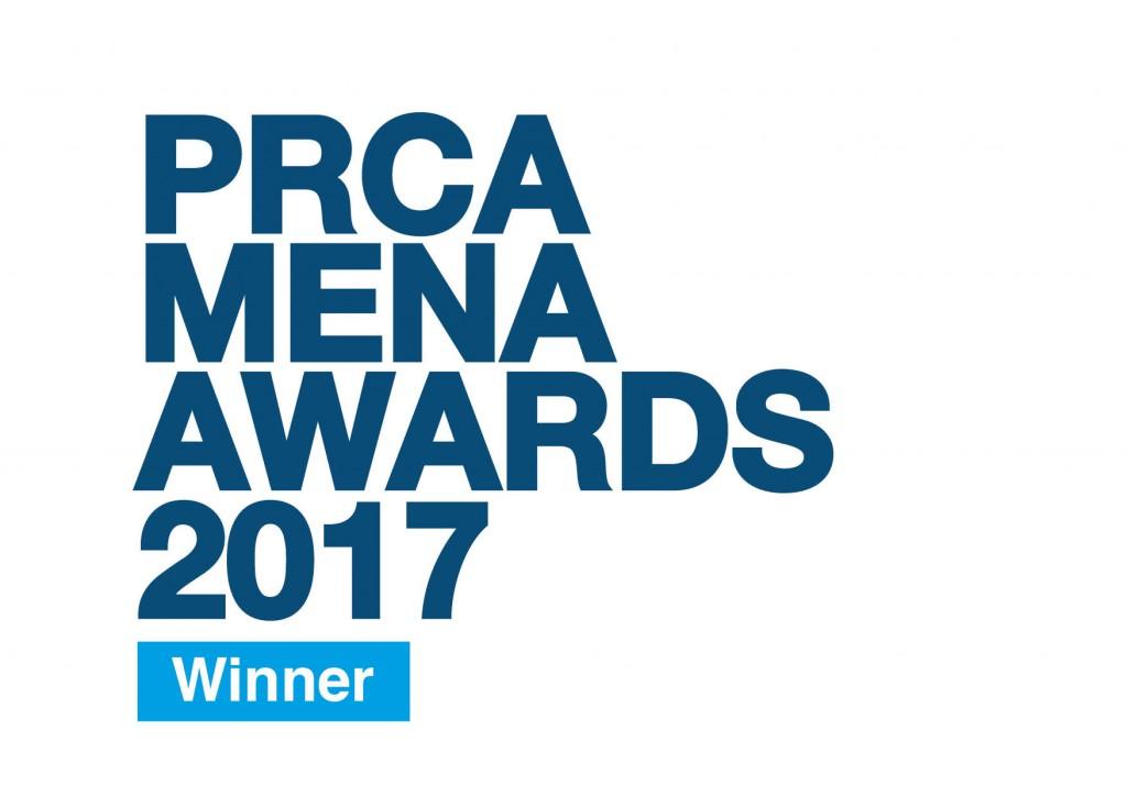 PRCA MENA Winners